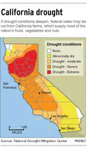 california declares drought emergency weather nbc news