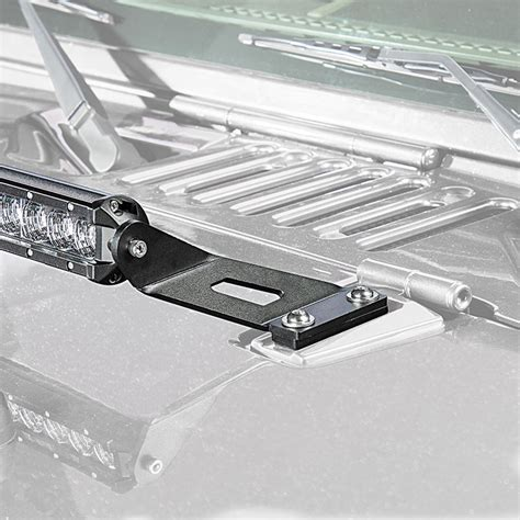 20 single row led light bar jeep wrangler jk and jk unlimited 07 2016 led light bar