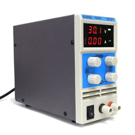30v 5a Blue Portable Adjustable Dc Power Supply Laboratory Best Power Supply Machine