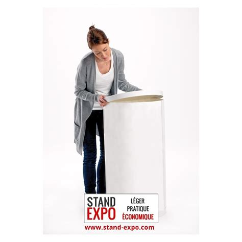 the l stand coupon comptoir cylindrique discount stand expo