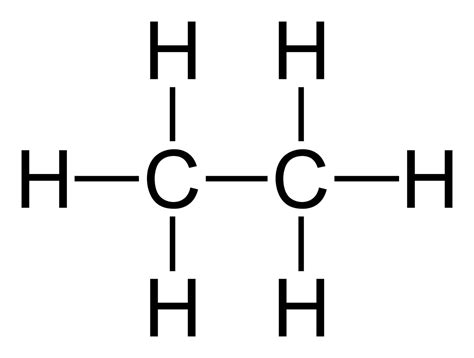 L Chemical Formula by Ethane