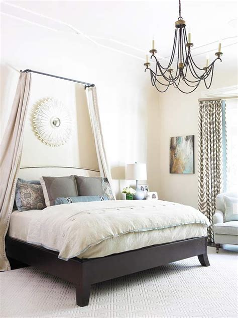 chandeliers  bedrooms  homes  gardens bhgcom