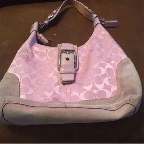 Light Pink Coach Purse by 90 Coach Handbags Light Pink Coach Purse From