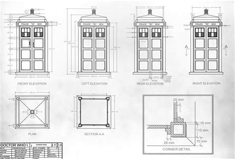 TARDIS On Pinterest Doctor Who Tardis Police And Bbc