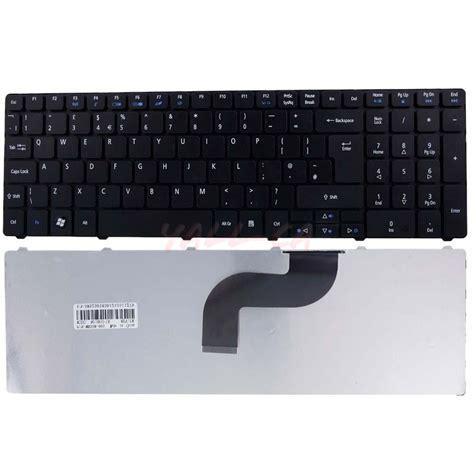 Keyboard Notebook Acer 532hd255d257d260em350nav50 Black new keyboard for acer aspire 5250 5251 5252 5253 5336 5349 laptop black standard