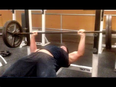 20 rep bench press bench press 225 x 20 reps first attempt youtube
