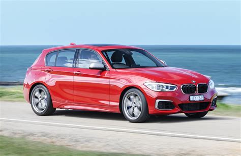 red bmw 2017 2017 bmw 1 series review m140i and 125i caradvice
