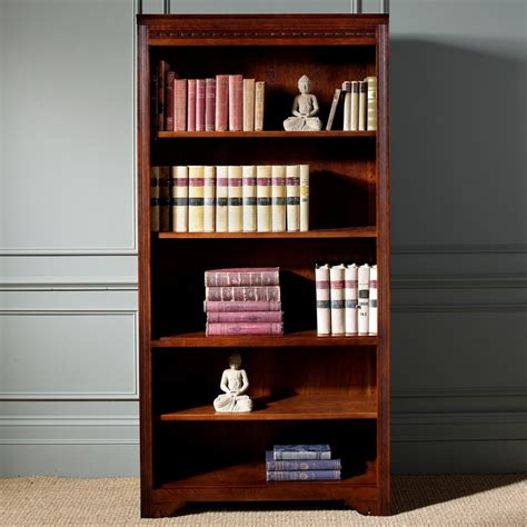 Used Dining Room Sets For Sale by Wood Bros Open Bookcase Choice Furniture