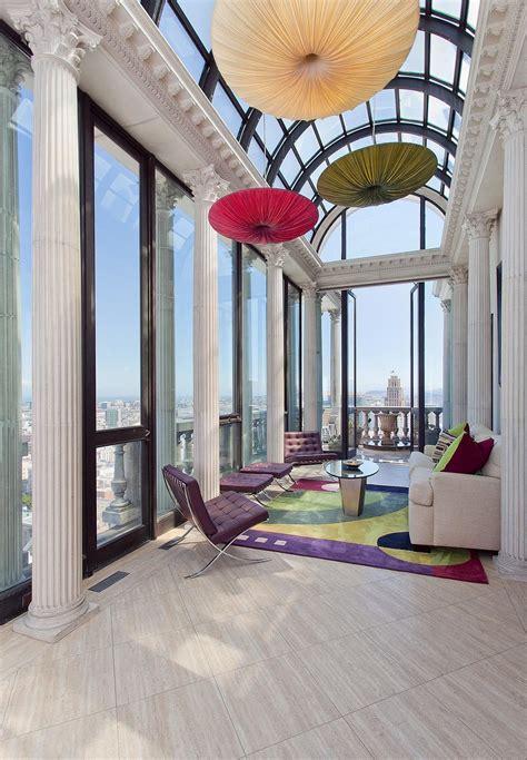 Appartment In The Hamilton Art Deco Building Located In