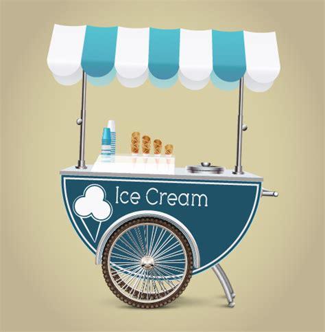 illustrator tutorial ice cream illustrator tutorial create an ice cream cart