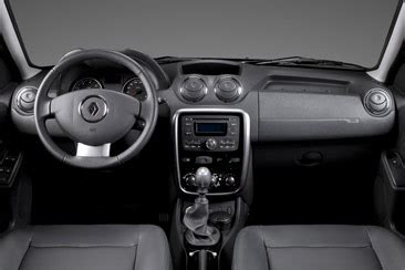 Renault Duster 4x4 Interior by Renault Duster 4x4