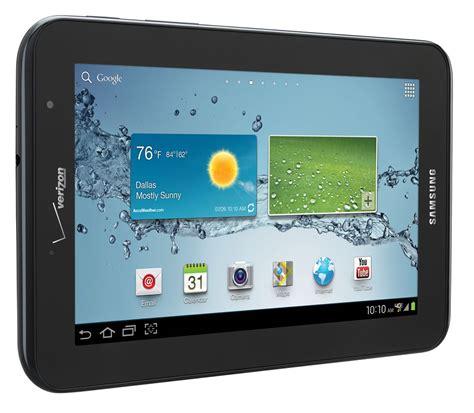 verizon adds samsung galaxy tab    tablet lineup