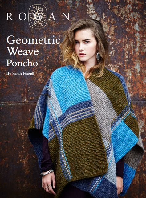 vintage geometric pattern knitting cape the vintage pattern files 1970 s knitting geometric
