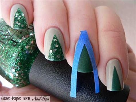 Easy Nail Art Procedure | 30 simple and easy nail art ideas