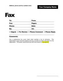 cover letter fax cover letter templates free printable