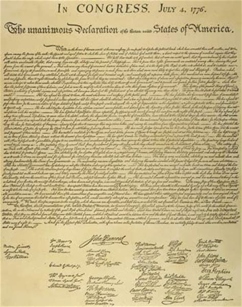 was the declaration of independence written on hemp