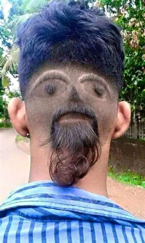 hairstyles from the back of the head face hairstyle tattoo on back head