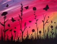 paint nite boston events 1000 ideas about butterfly painting on