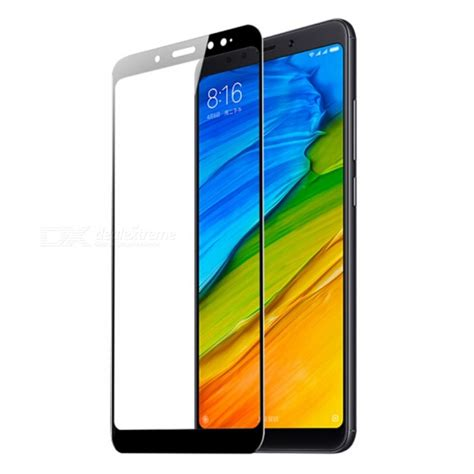 Tempered Glass For Xiaomi Redmi Note 5 Pro naxtop screen protector tempered glass for xiaomi redmi note 5 pro black free shipping
