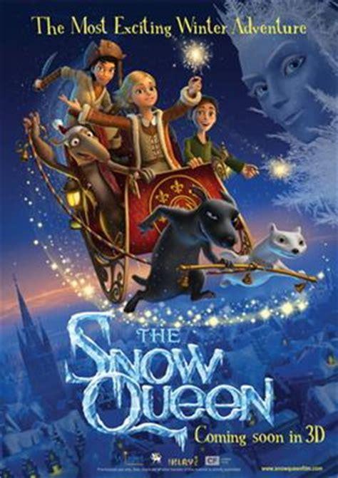 film snow queen 2013 the snow queen movie poster reel girl