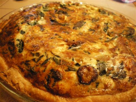 way of the artist savory pie quiche