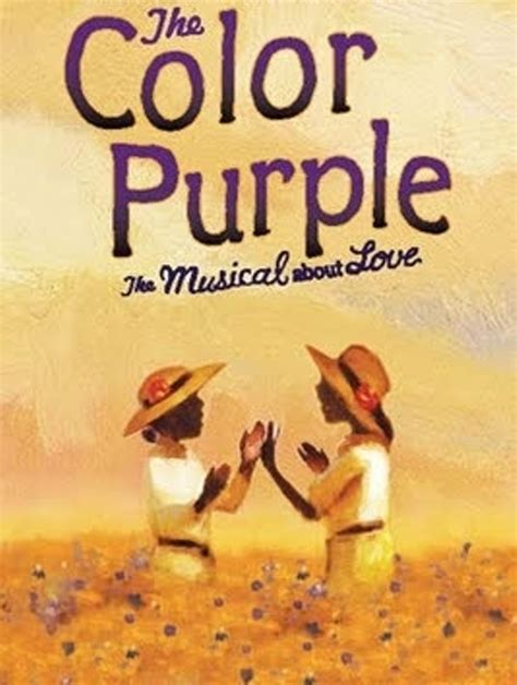 the color purple book series the color purple at second baptist church worship and arts