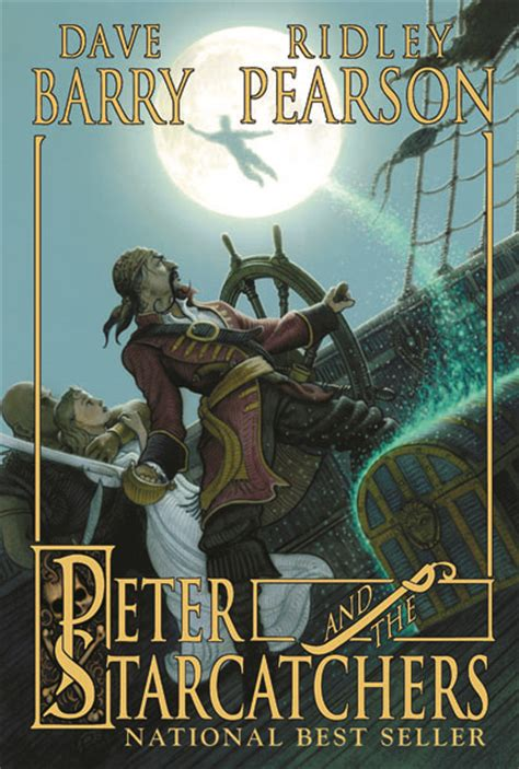 peter pan movie vs the book which is better ridley pearson interview part 2 peter and the starcatchers