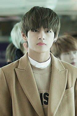kim taehyung imdb ви певец уикипедия