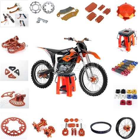 Ktm Dirtbike Parts New Products Motorcycles 6061 Alloy Aluminum Ktm