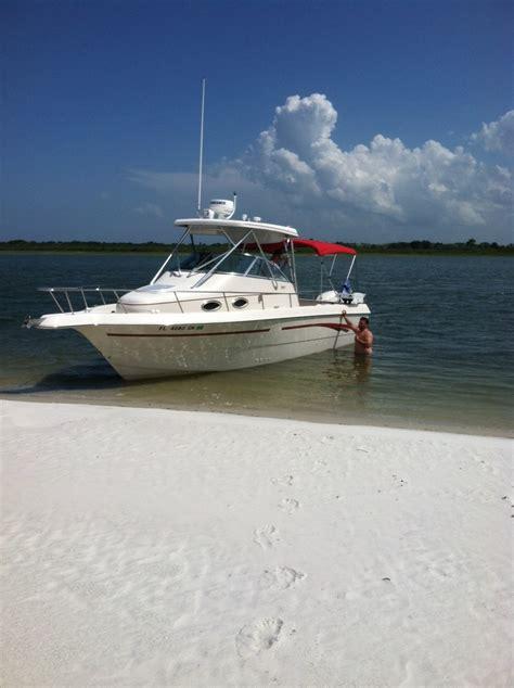 cheap pro line boats new low price pro line 251 walkaround daytona beach