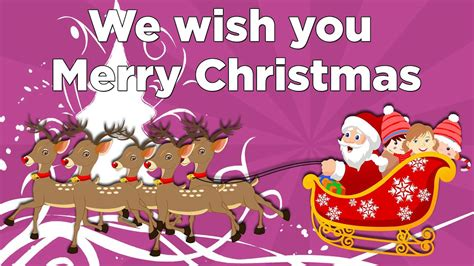 merry christmas   happy  year christmas rhymes christmas carols youtube
