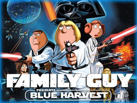 film blue harvest family guy presents blue harvest 2008 movie review