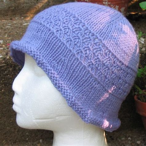 knitted chemo cap patterns free ravelry cozy chemo hat pattern by smith chemo hats