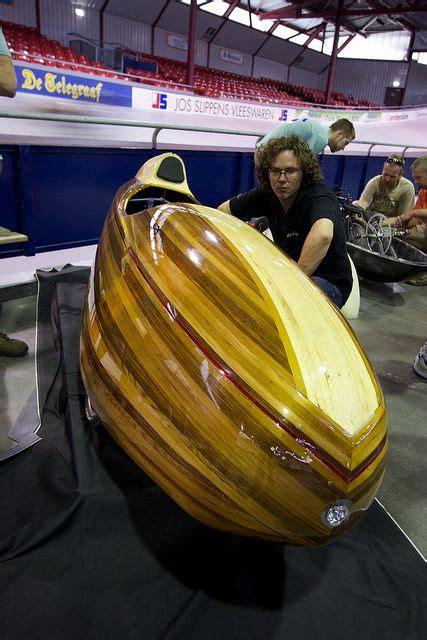 wood velomobile  eddo kloosterman  flickr canoe