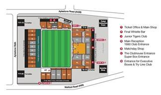 Make Floor Plan Online pricing and seating plan leicester tigers