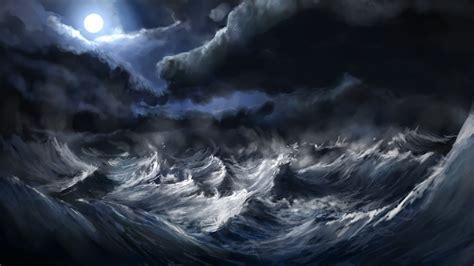 imagenes sensoriales en una tempestad la tormenta de la incredulidad tantum ev