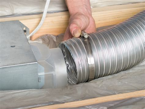 bathroom fan duct insulation how to install a bathroom exhaust fan how tos diy