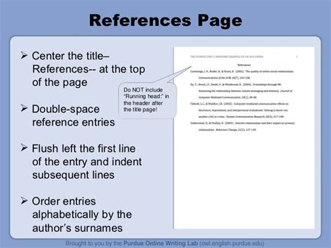 Apa Powerpoint How To Use Apa Format In Powerpoint