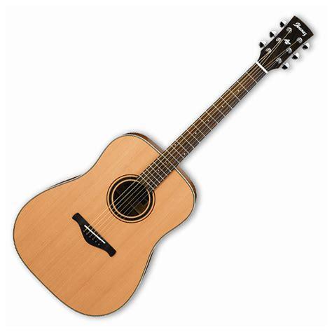 Gojek Gitar Lakewood Natyral Glosy disc ibanez aw250 akustiske artwood gitar naturlig lav glans hos gear4music