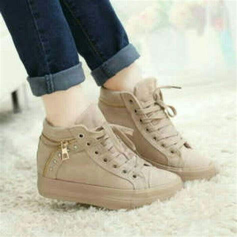 Sepatu Boot Wanita Everbest jual sepatu boots wanita mataharimall