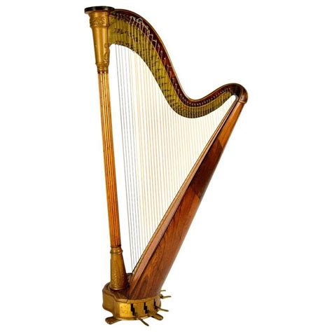 L Harps 19th century t dodds n 582 musical harp for sale at
