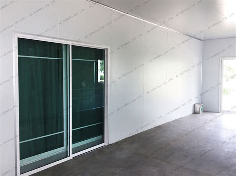 Wall Mba Pdf by Isowall แผ นไอโซวอลล Sandwich Panel