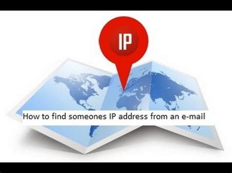 How To Find Peoples Ip Address How To Find Someones Ip Address From An E Mail