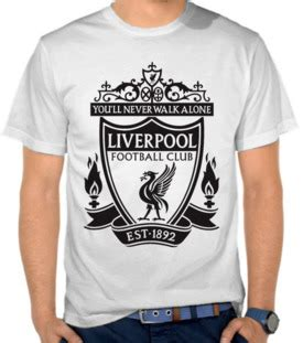 Kaos Liverpool Fc By Omfash jual kaos liverpool beli kaos distro murah di