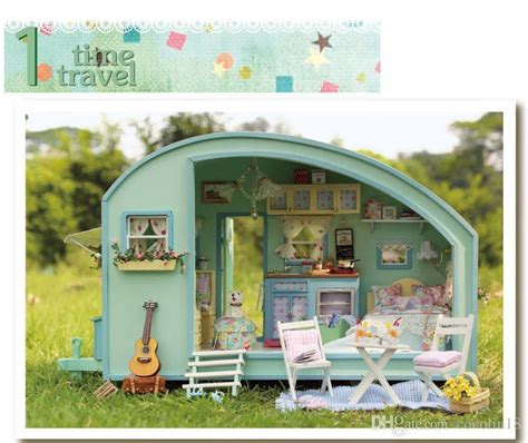 doll house items diy doll house wooden doll houses miniature dollhouse furniture kit toys for children