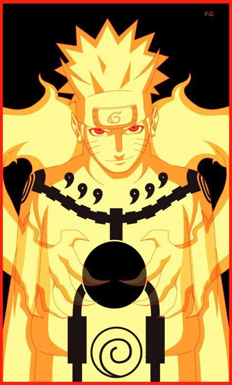 Download Game Naruto Kyubi Mode | naruto kyubi mode by soske jima on deviantart