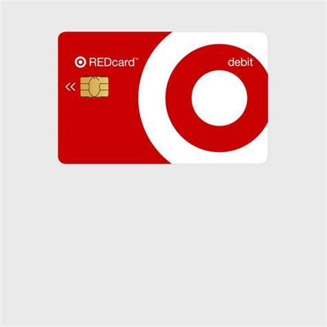 Target Debit Gift Card - redcard target