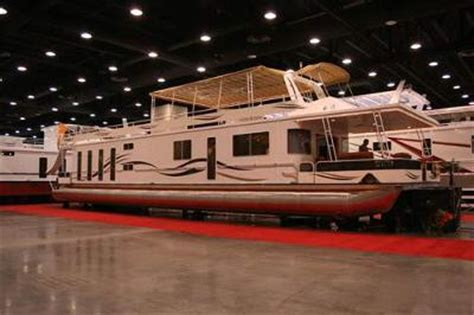luxury house boats for sale new pontoon houseboats for sale build a custom pontoon house boat