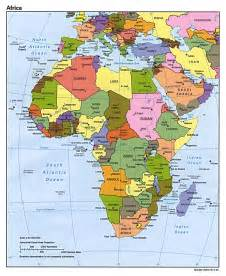 africa map africa maps perry casta 241 eda map collection ut library