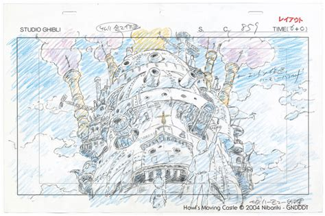 layout in animation studio ghibli layout designs understanding the secrets of